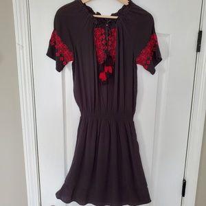 Buffalo Dress.